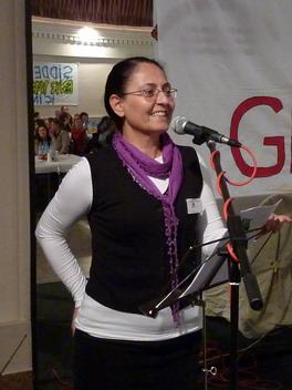 Internationaler Frauentag: Fatma Hatice Güler