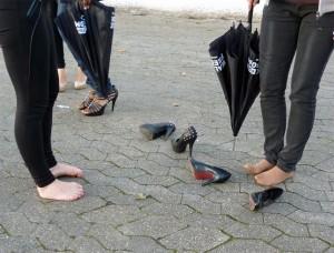 """""""in ihren Schuhen"""""""